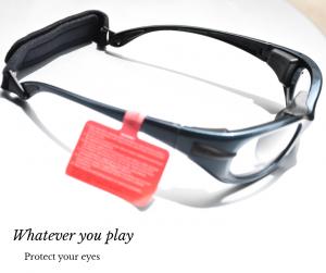 แว่นสายตาสำหรับกีฬา