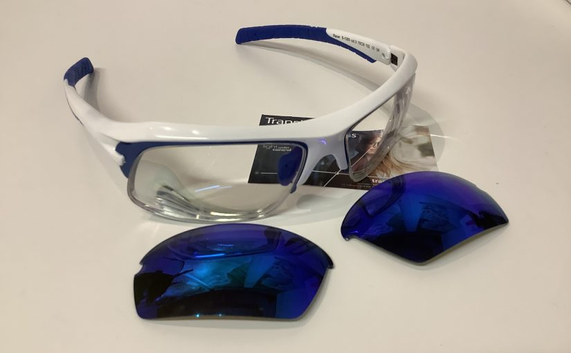 แว่นสายตาทรงสปอร์ต Rx sports sunglasses