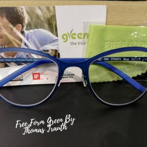 แว่น free form green ดียังไง